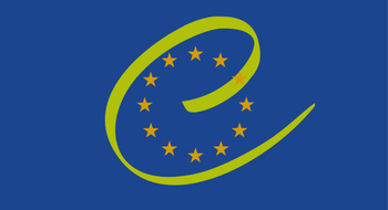 English: Flag of the Council of Europe
