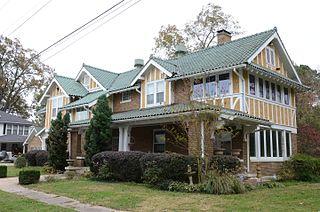 Eagle House (Lonoke, Arkansas)