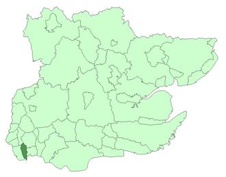 County Borough of East Ham - Image: East ham essex 1961
