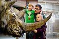 Ecomare - wolharige neushoorn met kinderen (wolharige-neushoorn2014-01-mbf).jpg