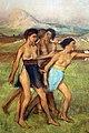 Edgar degas, giovani spartani che si esercitano, 1860 ca. 02.jpg