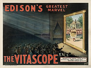 Vitascope An early film projector first demonstrated in 1895 by Charles Francis Jenkins and Thomas Armat.
