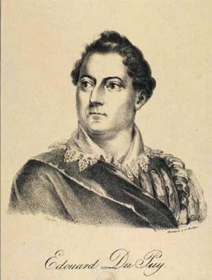 Édouard Du Puy - Édouard Du Puy as an older man