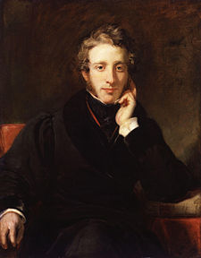 Edward George Earle Lytton Bulwer Lytton, 1st Baron Lytton by Henry William Pickersgill.jpg