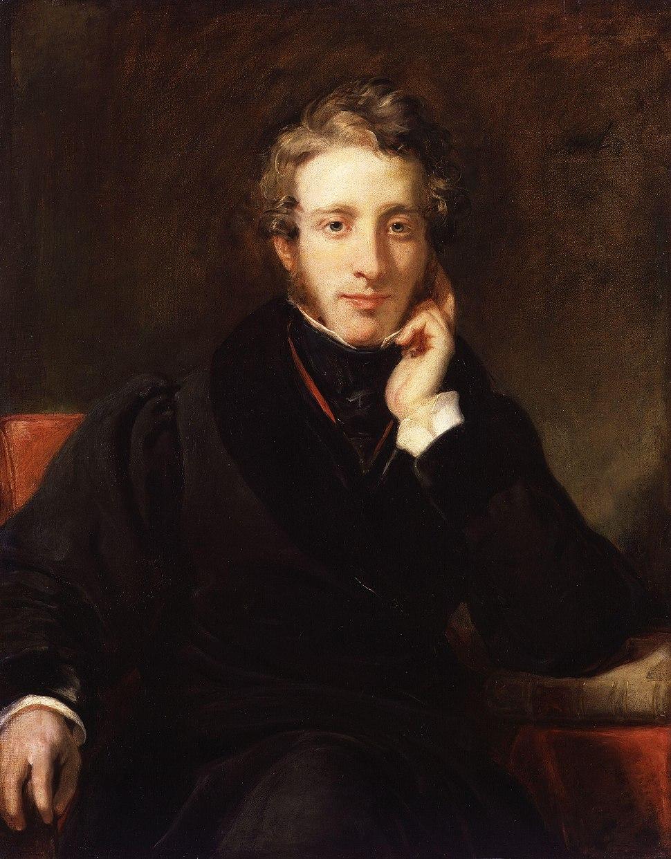 Edward George Earle Lytton Bulwer Lytton, 1st Baron Lytton by Henry William Pickersgill