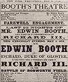 Edwin Booth Richard III Playbill 1872.jpg