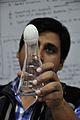 Egg in Beaker Demonstration - Rajarshi Bhattacharya - Murshidabad 2014-11-28 0040.JPG