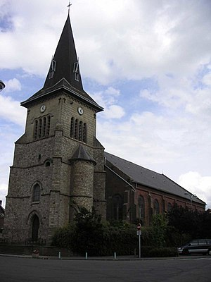 Marquion - The church of Marquion