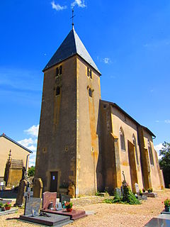 Sillegny Commune in Grand Est, France