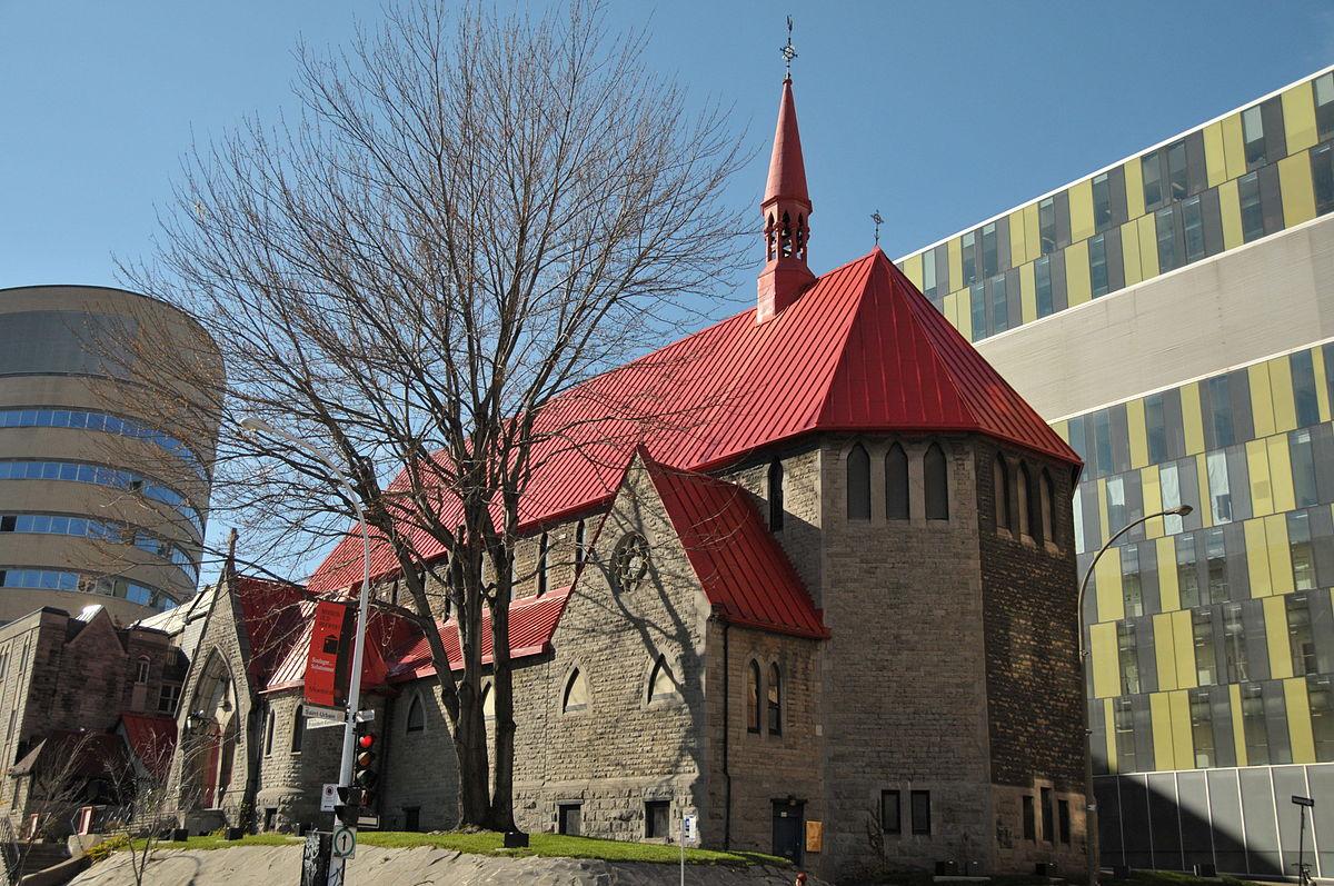 Church Of St John The Evangelist Montreal Wikipedia