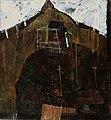 Egon Schiele - Landscape with Ravens - Google Art Project.jpg