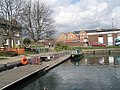 Egremont moored within Chichester Canal basin - geograph.org.uk - 758469.jpg