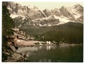 Eibsee, general view, Upper Bavaria, Germany-LCCN2002696215.tif