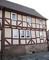 Eines der ältesten Häuser der Stadt - Eschwege Töpfergasse - panoramio.jpg
