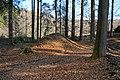 Eines der rund 15 Hügelgräber, die sich am St.Michaeler Teich in Villach aus der Zeit ca. 900 bis 550 v.Chr. verteilen.jpg