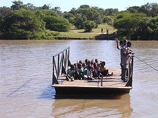 Insiza River river in Zimbabwe