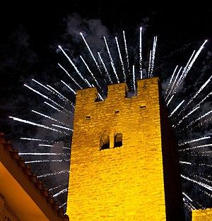 Santa Oliva - Castle of Santa Oliva