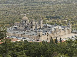 El Escorial, Madrid, Spain (cropped).jpg