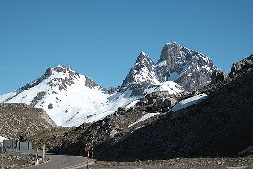 El Portalet Pic du Midi d'Ossau 902