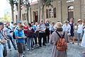Elef Milim Project - Wikipedians in Sarona IMG 0887.JPG