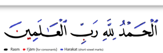 Arabic diacritics Diacritics used in the Arabic script