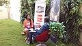 Elena Miro K présentant l'émission ' A la rencontre d'un leader' Business 24 Africa.jpg