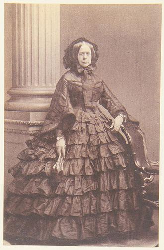 Duchess Elisabeth Alexandrine of Württemberg - Duchess Elisabeth in 1840