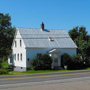 English: Former home of the poet Elizabeth bis...