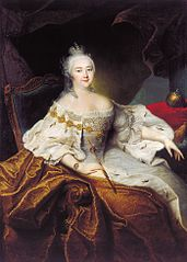 Isabel por Georg Christoph Grooth