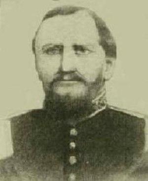 Battle of Boquerón (1866) - Image: Elizardo Aquino (1824 1866)