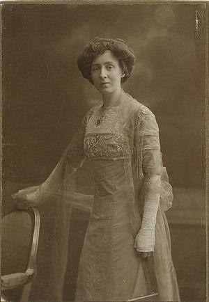 Ellen Hagen - Hagen in 1913
