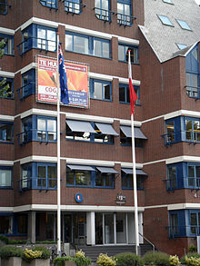 List of diplomatic missions in the Netherlands Wikipedia