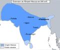 Empèri Maurya (265 avC).png