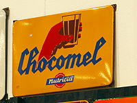 Chocomel sign