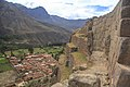 End of the road in Ollantaytambo…more Inca ruins (8443429989).jpg