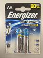 Energizer Maximum типоразмера AA.jpg