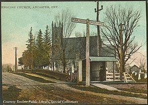 Ancaster, Ontario - Ancaster, 1910