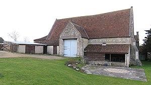 Englishcombe - Tithe Barn