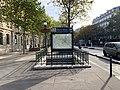 Entrée Station Métro Michel Bizot Paris 5.jpg