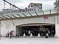 Entrée nord Gare Rosa Parks Paris 6.jpg