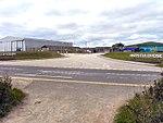 Entrance to HMS Seahawk (RNAS Culdrose).jpg