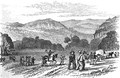 Entrance to the Diggings, Victoria, with a description of its principal cities.png