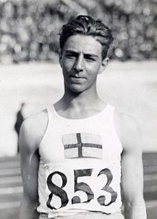 Erik Lundqvist athletics competitor