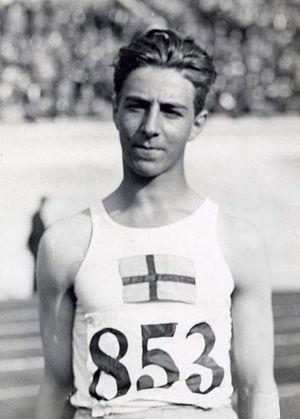 Erik Lundqvist - Erik Lundqvist at the 1928 Olympics