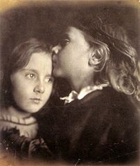 Ernest and Maggie, by Julia Margaret Cameron.jpg