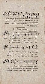 O Tannenbaum Lied Text.O Tannenbaum Wikipedia