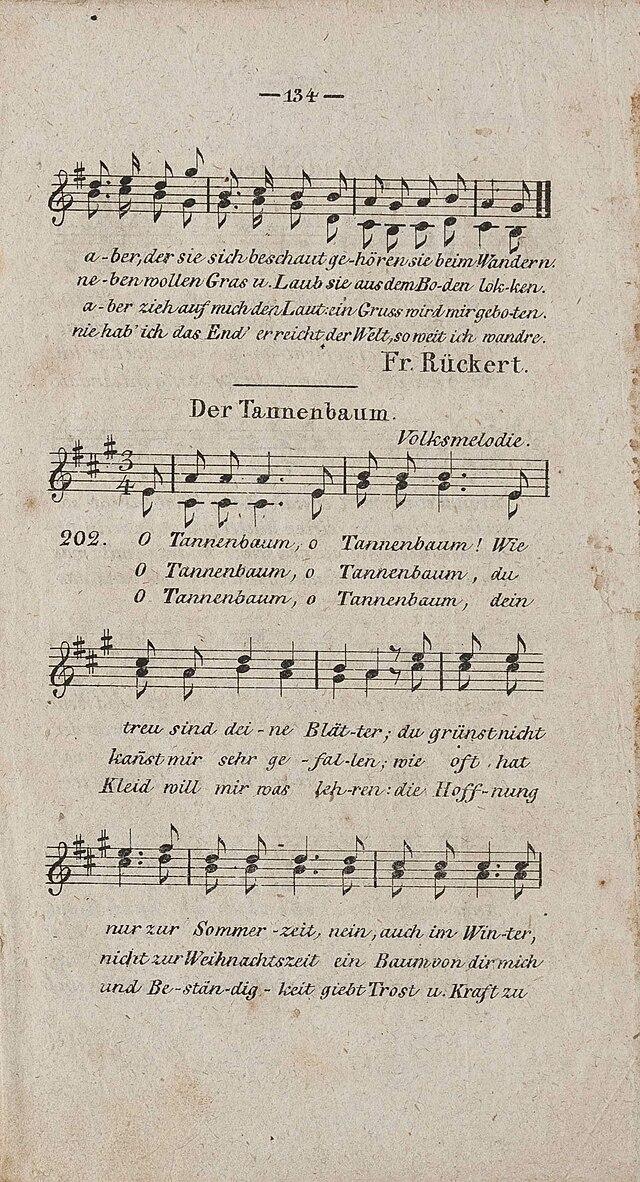 O Tannenbaum - Wikiwand