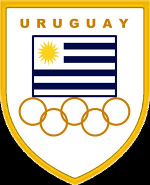 Uruguay Olympic football team - Image: Escudo Uruguay JJ.OO. 2012