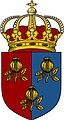 Escudo de Armas de SAR Federico I de Araucanía y Patagonia.jpg
