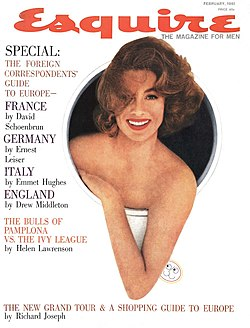 Esquire cover Feb 1961.jpg